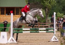 Росен Райчев спечели шампионата за млади коне в Белгия